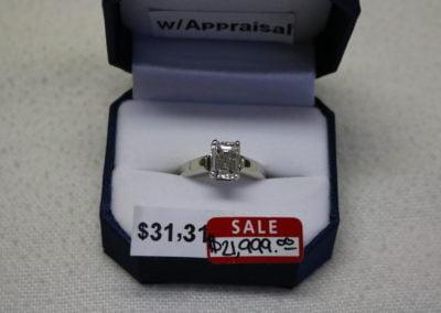 14K 3.02 CTW I1-F Sale $21,99