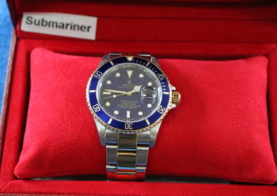 2006 Submariner Tw-tone $8995