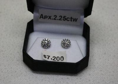 Aprx. 2.25CTW SI1-E $7,200