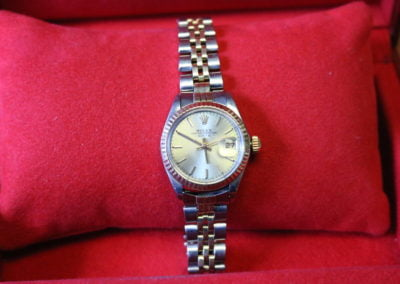 1970 Rolex Date 14kt $1995