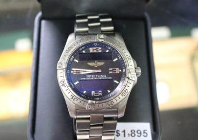 Breitling Aerospace $1895
